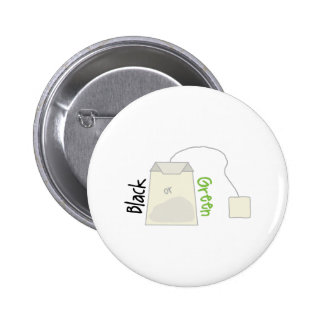 Black Or Green Pin
