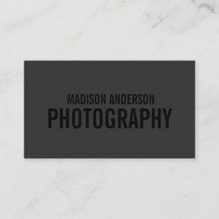 Black business cards templates zazzle black out photography business cards colourmoves
