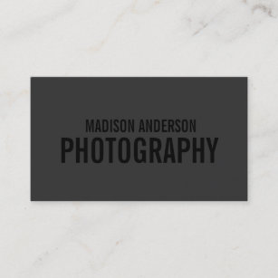 Photography business cards zazzle black out photography business cards colourmoves