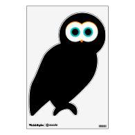 Black Owl Room Graphics