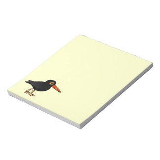 Black Oystercatcher Note Pads