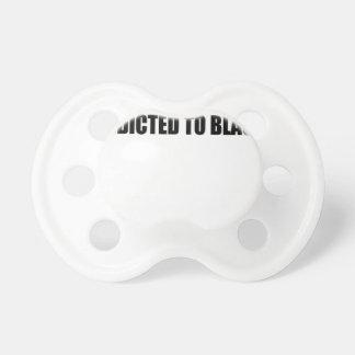 black pacifier