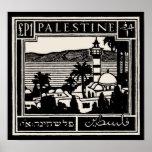 Black Palestine Poster