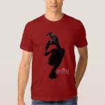 Black Panther Animal Shadow T-Shirt