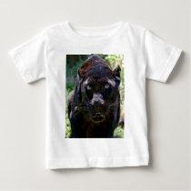 Black Panther Baby T-Shirt