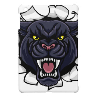 Black Panther Background Breakthrough Case For The iPad Mini