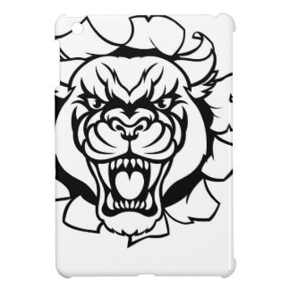 Black Panther Basketball Mascot Case For The iPad Mini