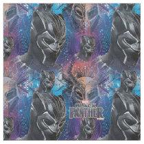 Black Panther | Black Panther & Mask Pattern Fabric