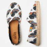 Black Panther | Black Panther Tribal Graffiti Espadrilles