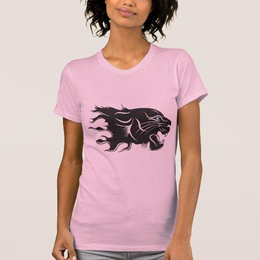 Black Panther Blue Eyes Shirt