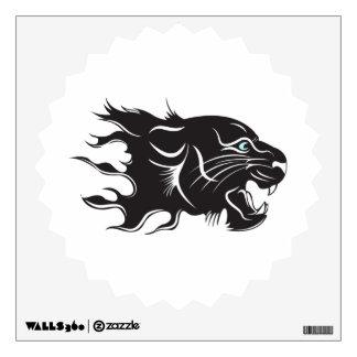 Black Panther Blue Eyes Room Graphics