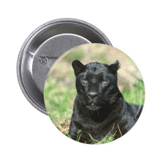 Black Panther 2 Inch Round Button