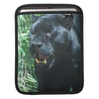 Black Panther Cat IPad Sleeve
