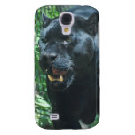 Black Panther Cat  iPhone 3G Case Galaxy S4 Cover