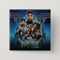 Black Panther | Characters Over Wakanda Button