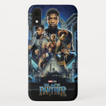 Black Panther | Characters Over Wakanda iPhone XR Case