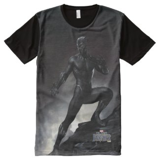 Black Panther | Claws Out All-Over-Print T-Shirt