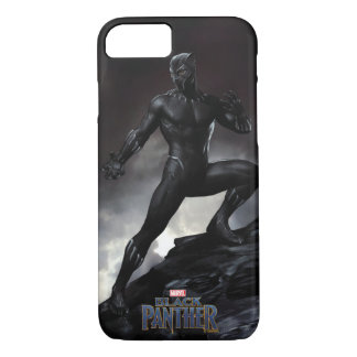 Black Panther   Claws Out iPhone 8/7 Case