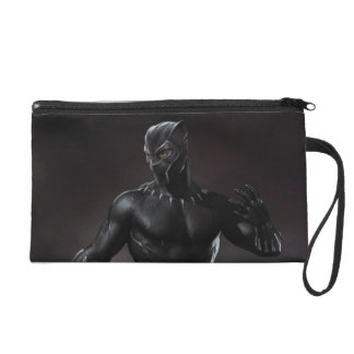 Black Panther   Claws Out Wristlet Purse