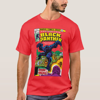 Black Panther: Drums T-Shirt