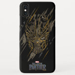 Black Panther | Erik Killmonger Claw Marks iPhone XS Max Case