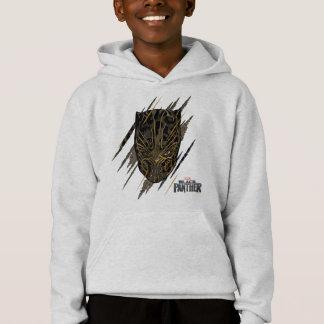 Black Panther | Erik Killmonger Claw Marks Hoodie