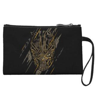 Black Panther   Erik Killmonger Claw Marks Wristlet Wallet