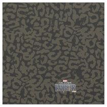 Black Panther | Erik Killmonger Panther Pattern Fabric