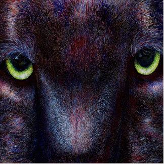 "Black Panther ""Hyptnotist"" Statuette"