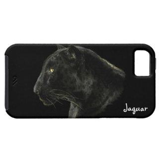 Black Panther Jaguar Big Cat Wildlife iPhone4 Case