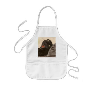 Black Panther Kids' Apron