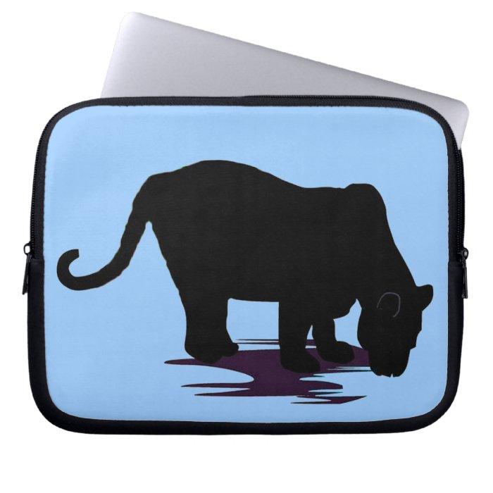 Black Panther Laptop Sleeves
