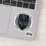 Black Panther | Made In Wakanda Sticker