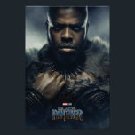 "Black Panther | M&#39;Baku Character Poster<br><div class=""desc"">Featuring Winston Duke as M&#39;Baku 