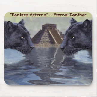 Black Panther Mexico Collection Mouse Pad