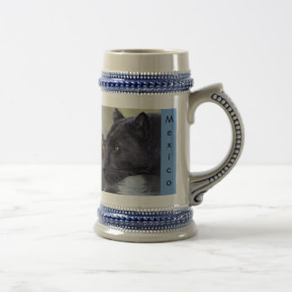 Black Panther Mexico Collection 18 Oz Beer Stein
