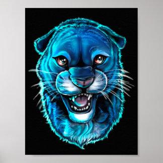 Black Panther Mini Poster