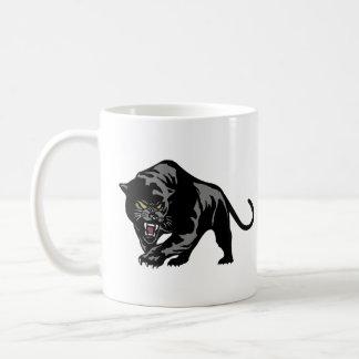 Black Panther Classic White Coffee Mug