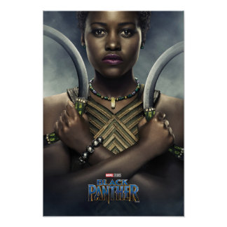 Black Panther | Nakia Character Poster
