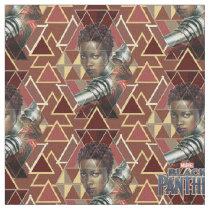 Black Panther | Nakia Geometric Panel Fabric