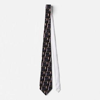 Black Panther Neck Tie