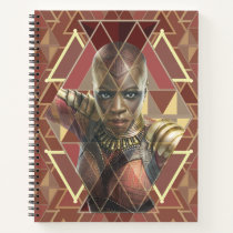 Black Panther | Okoye Geometric Panel Notebook