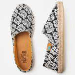 Black Panther | Panther Head Typography Graphic Espadrilles