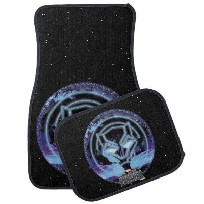 Black Panther Panther Symbol Wawa Tree Yoga Mat Zazzle