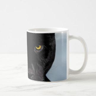 Black Panther Panthera Coffee Mug