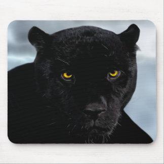 Black Panther Panthera Mouse Pad