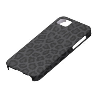 Black Panther Print iPhone 5 Cover