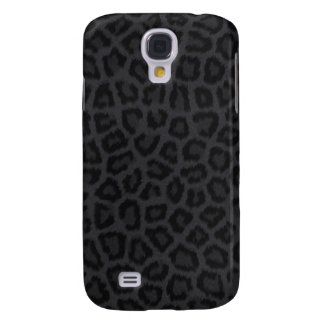 Black Panther Print Samsung Galaxy S4 Cases