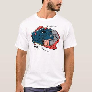 Black Panther Ripping T-Shirt
