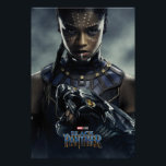 "Black Panther | Shuri Character Poster<br><div class=""desc"">Featuring Letitia Wright as Shuri 